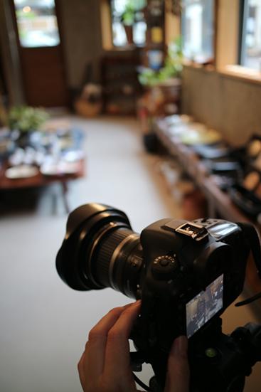 店舗デザイン撮影