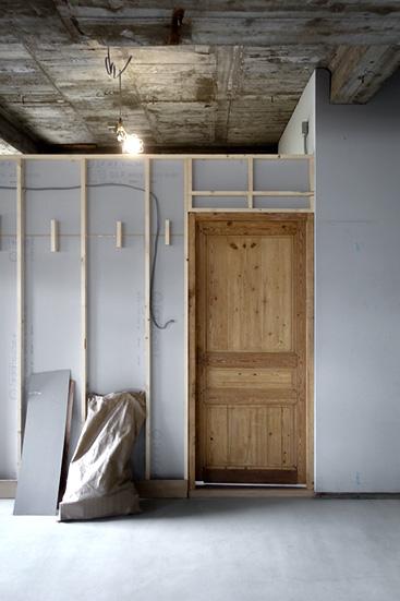 アンティーク扉 建具 ドア