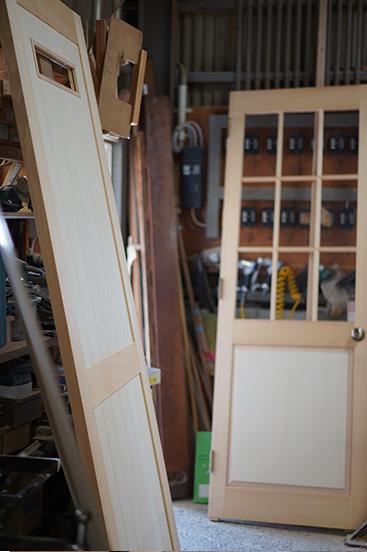 デザイン|木製建具 扉