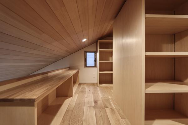 ロフト 京都リノベーション住宅