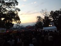 伏見夕日.JPGのサムネイル画像