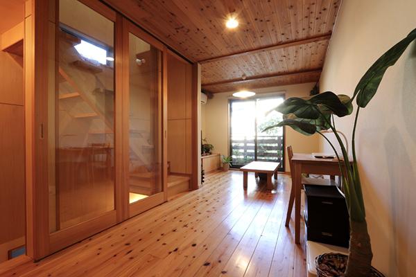 新築住宅 リビング