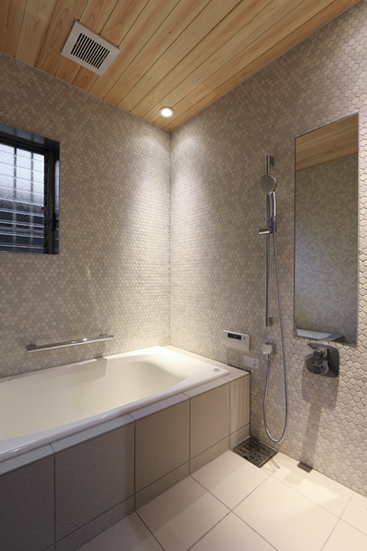 バスルーム リノベーション
