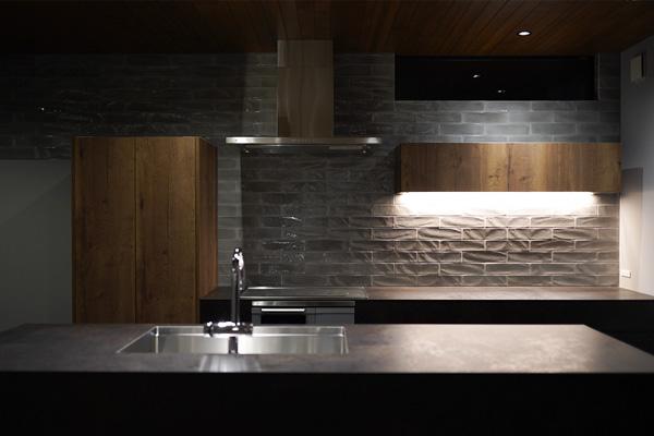 オリジナルキッチン オーダーキッチン 新築デザイン