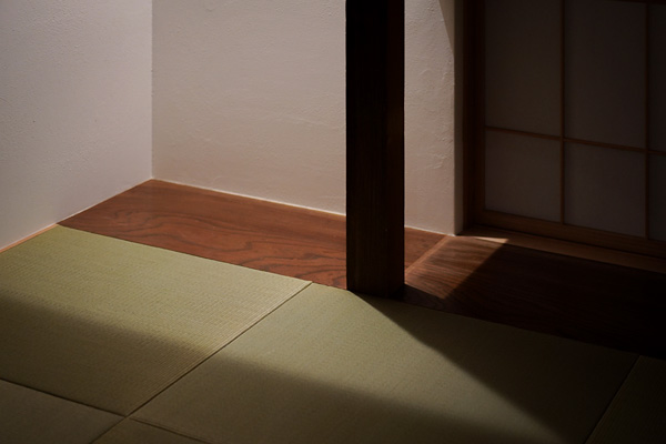 和室 床の間