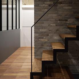 新築 注文住宅 グレーを基調としたシックモダンな大人の空間